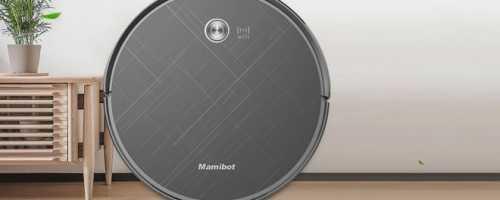 Обзор робота-пылесоса MAMIBOT EXVAC660