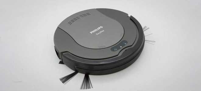 Обзор робота-пылесоса PHILIPS FC8802 01
