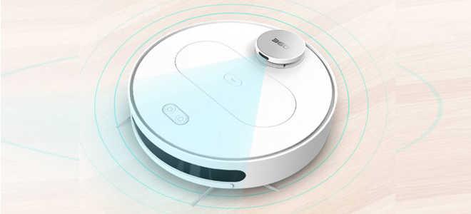 Обзор робота-пылесоса 360 S6