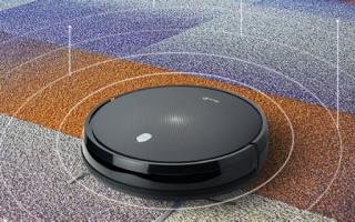 Обзор робота-пылесоса IBOTO SMART V720GW AQUA