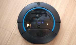 Обзор робота-пылесоса IROBOT SCOOBA 450