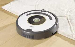 Обзор робота-пылесоса IROBOT ROOMBA 620