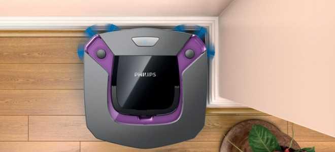 Обзор робота-пылесоса PHILIPS FC8796 01 SMART PRO EASY