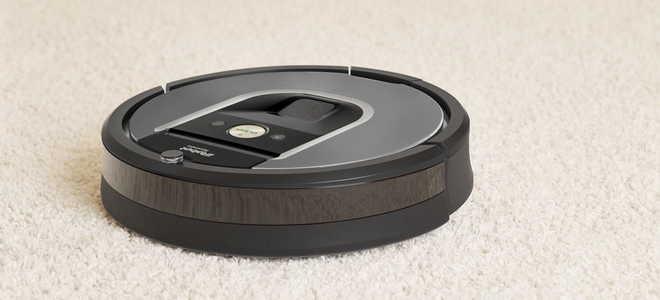 Обзор робота-пылесоса IROBOT ROOMBA 960