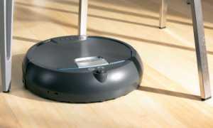 Обзор робота-пылесоса IROBOT SCOOBA 390