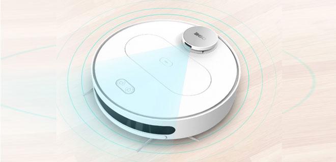 робот-пылесос 360 s6