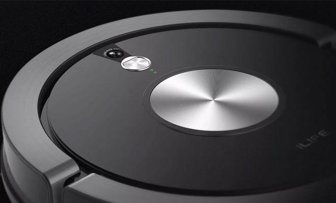 камера робота пылесоса ILIFE-A9S