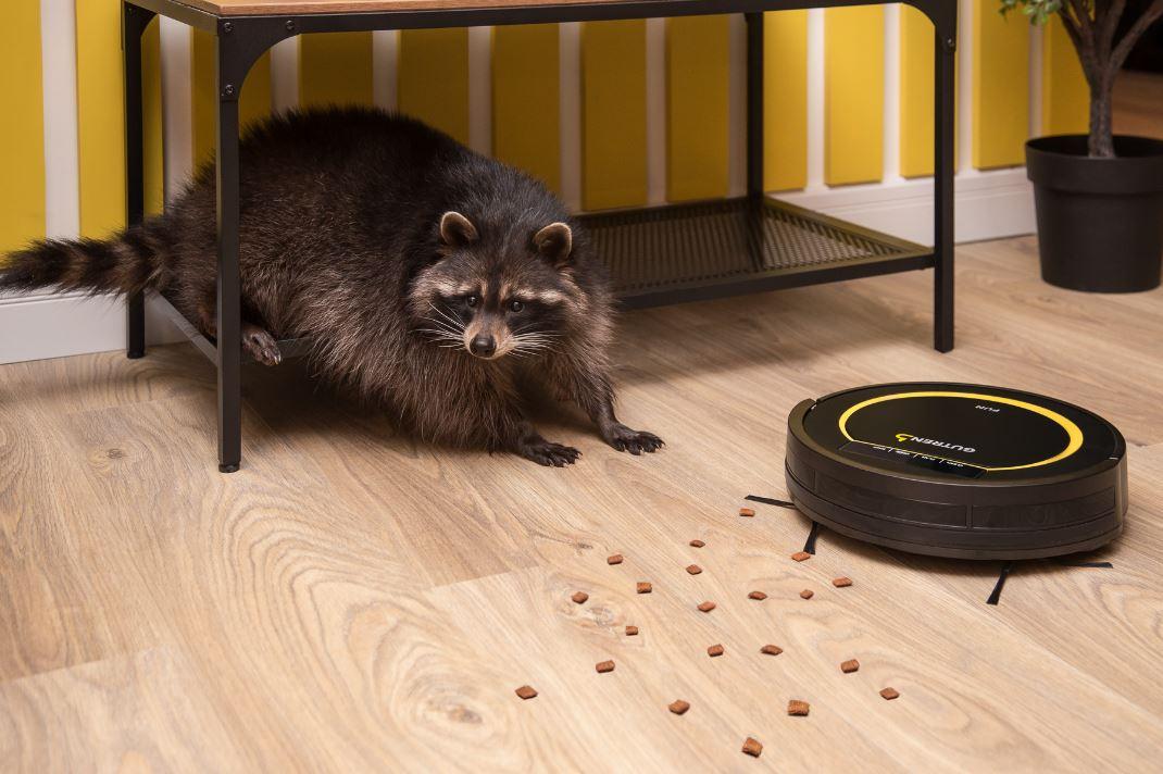 пылесос для уборки за животными