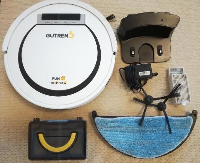 робот-пылесос GUTREND FUN 110
