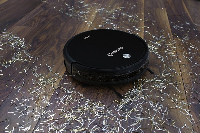 Функциональные возможности робота-пылесоса