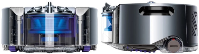 Боковые панели робота-пылесоса